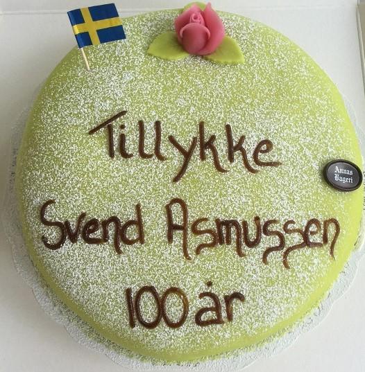 Bild nr 5 Svend tårta låg